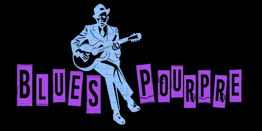 Blues Pourpre